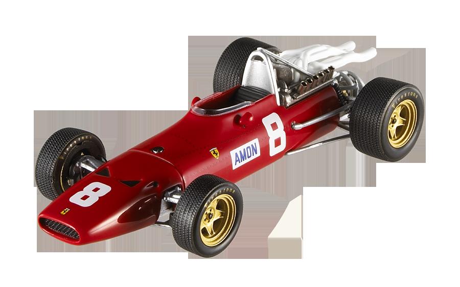 Ferrari 312 F1 1967 C Amon Elite N5589 1//43